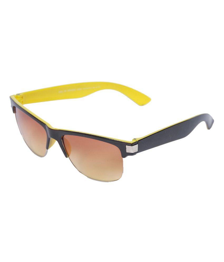 Redex Non Metal Wayfarer Sunglasses