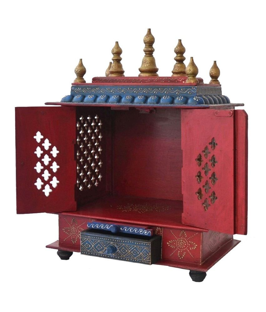 Home Temple Pooja Mandir Wooden Temple Temple For Home Mandap