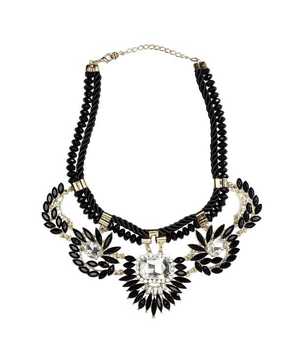 20Dresses Lusting After Black Stone Necklace For Women