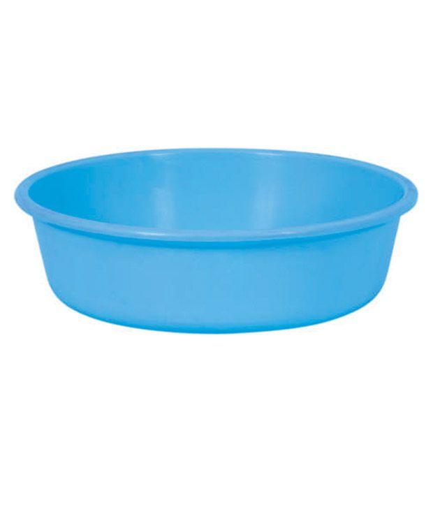 Princeware Blue Polypropylene Tub 22 Ltr: Buy Princeware Blue ...
