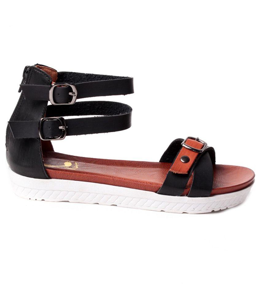 Black sandals melbourne - Klaur Melbourne Outstanding Black Sandals Klaur Melbourne Outstanding Black Sandals