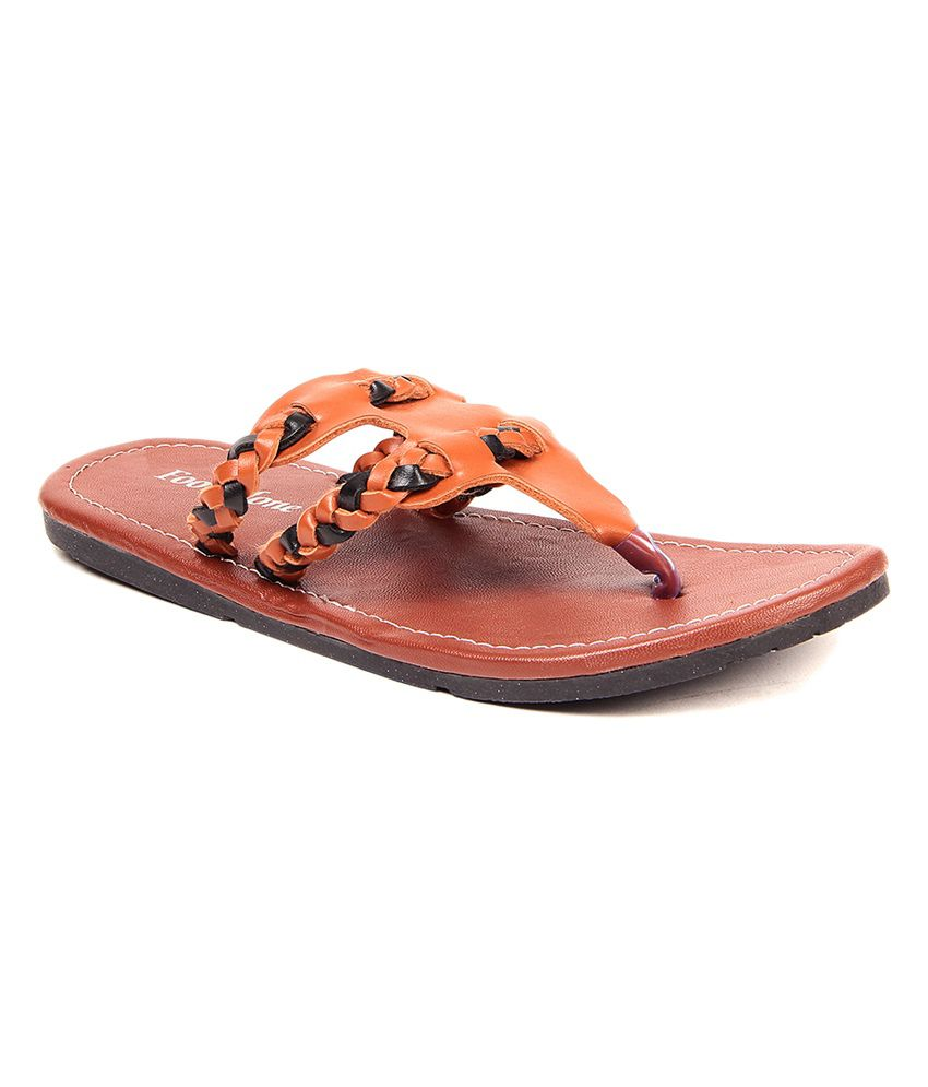 254d6cf1a Foot Clone Maroon Thong Slippers For Men  039 s available at SnapDeal for Rs