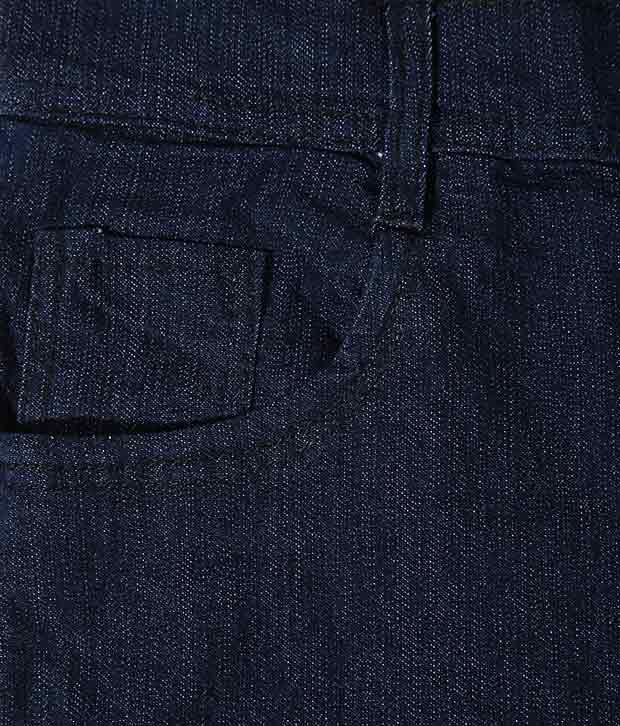125c6cc8823 Flyjohn Trendy Dark Blue Jeans - Buy Flyjohn Trendy Dark Blue Jeans ...