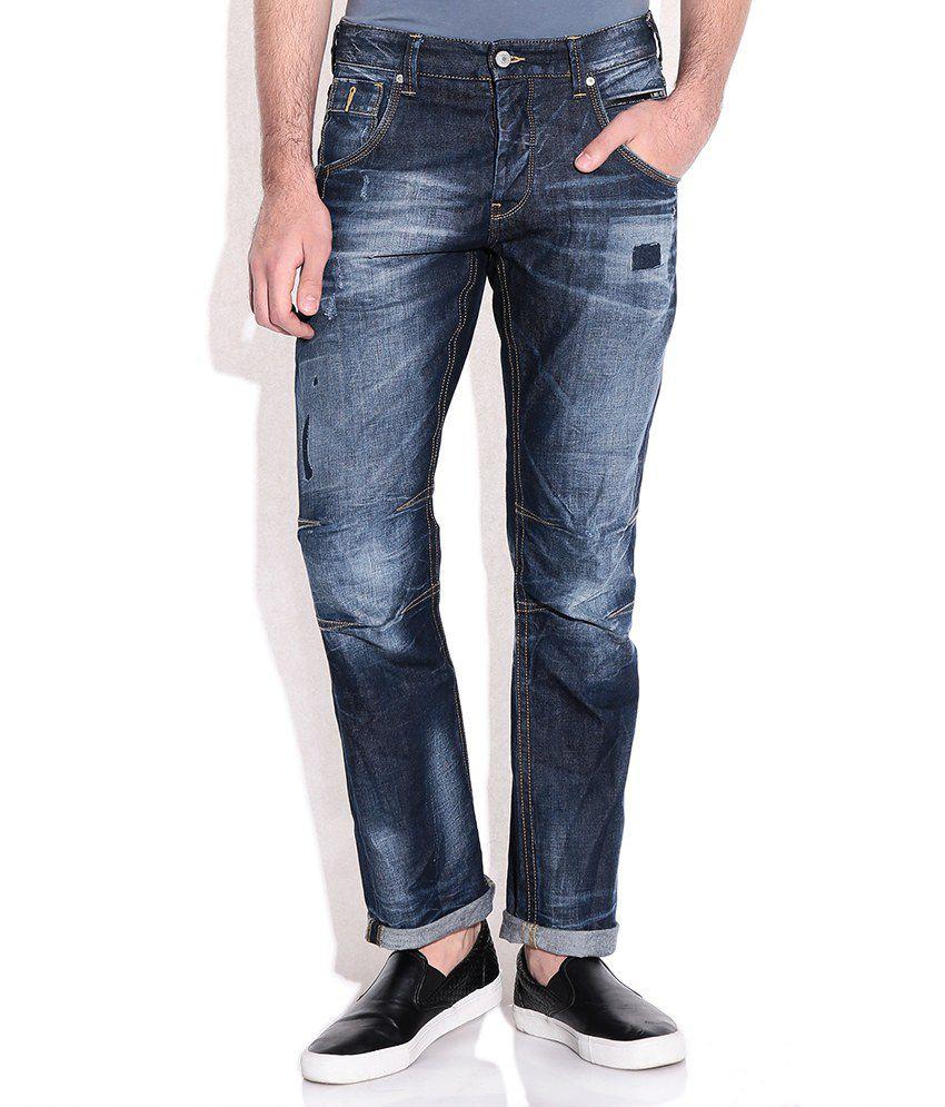 Jack & Jones Blue Slim Fit Jeans