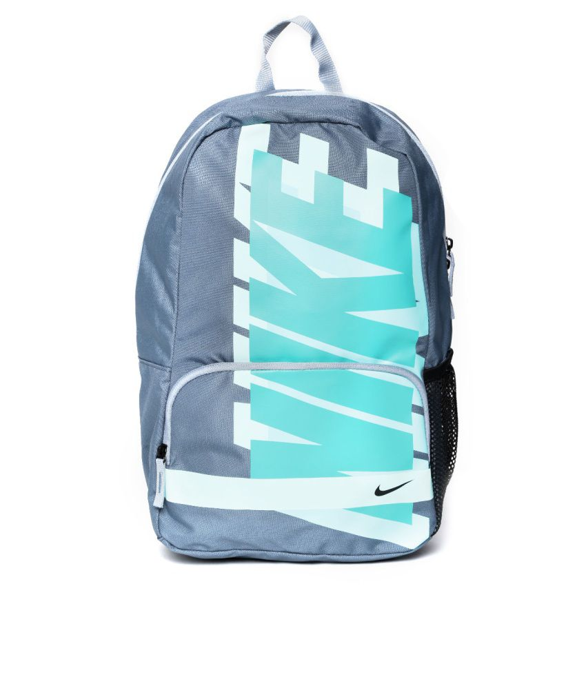 Nike Classic Grey Polyester Backpacks - Buy Nike Classic Grey Polyester  Backpacks Online at Best Prices in India on Snapdeal 66ab05e880