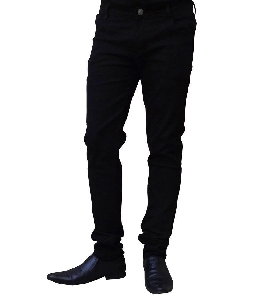 Club Vintage Black Slim Jeans - Buy Club Vintage Black Slim Jeans ...