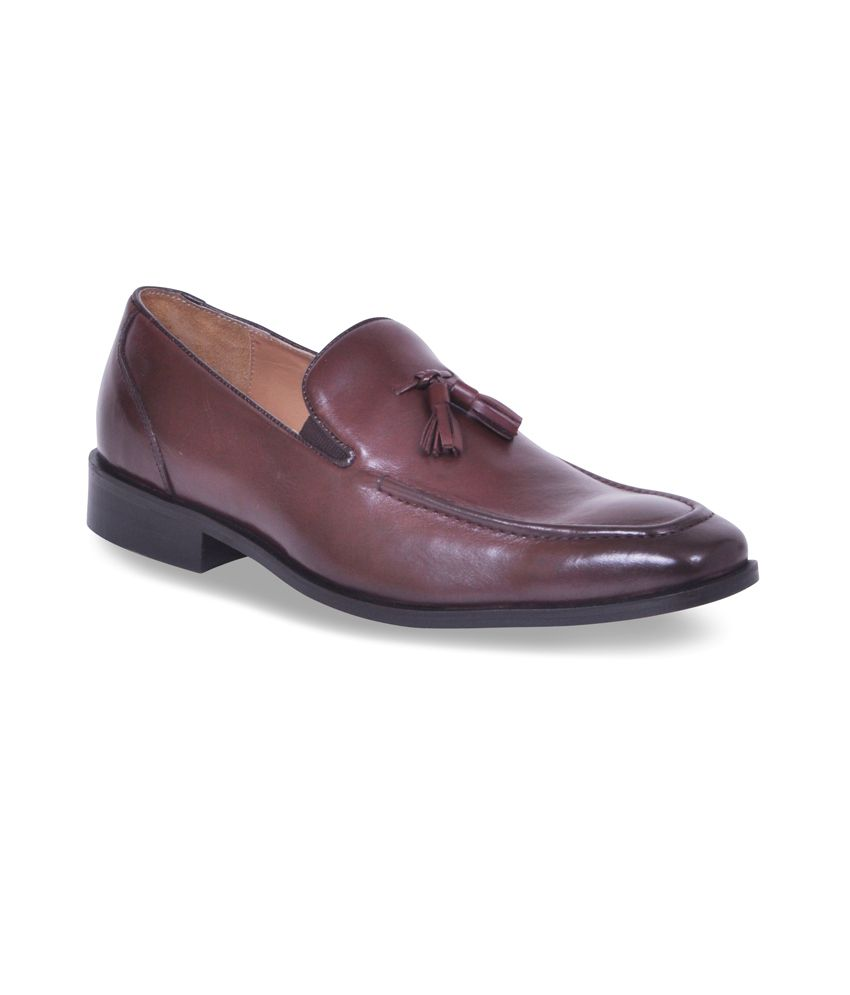 woods brown formal shoes price in india buy