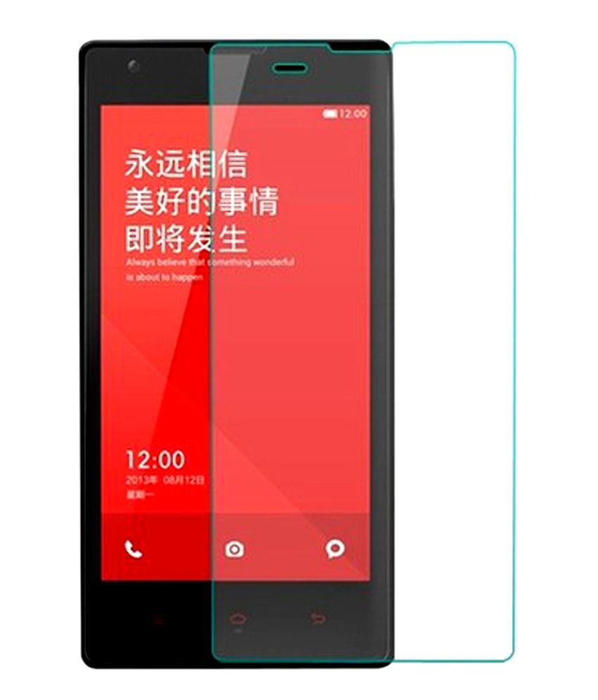 Rollers Temperd Glass Screen Guard Protector for Xiaomi Redmi 1S