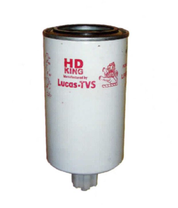 lucas-tvs - fuel filter - ashok leyland hino: buy lucas-tvs - fuel filter -  ashok leyland hino online at low price in india on snapdeal