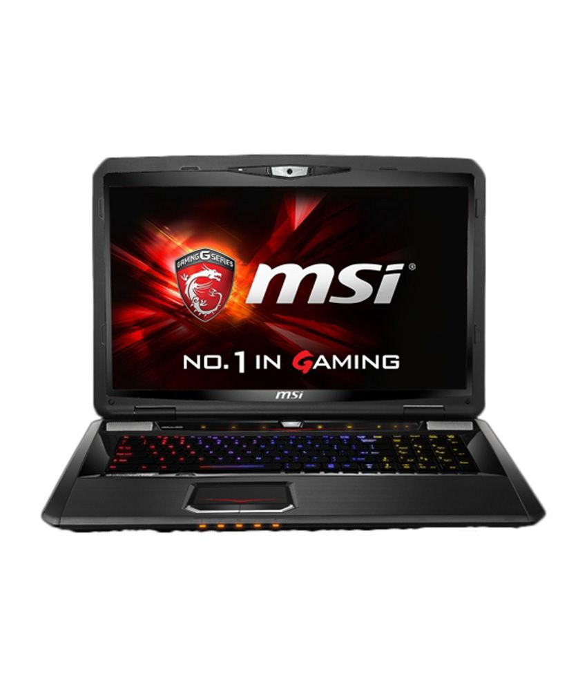 MSI GT72 2QD Dominator (GTX 970M 3GB GDDR5) Laptop with Backlight Multi color Keyboard