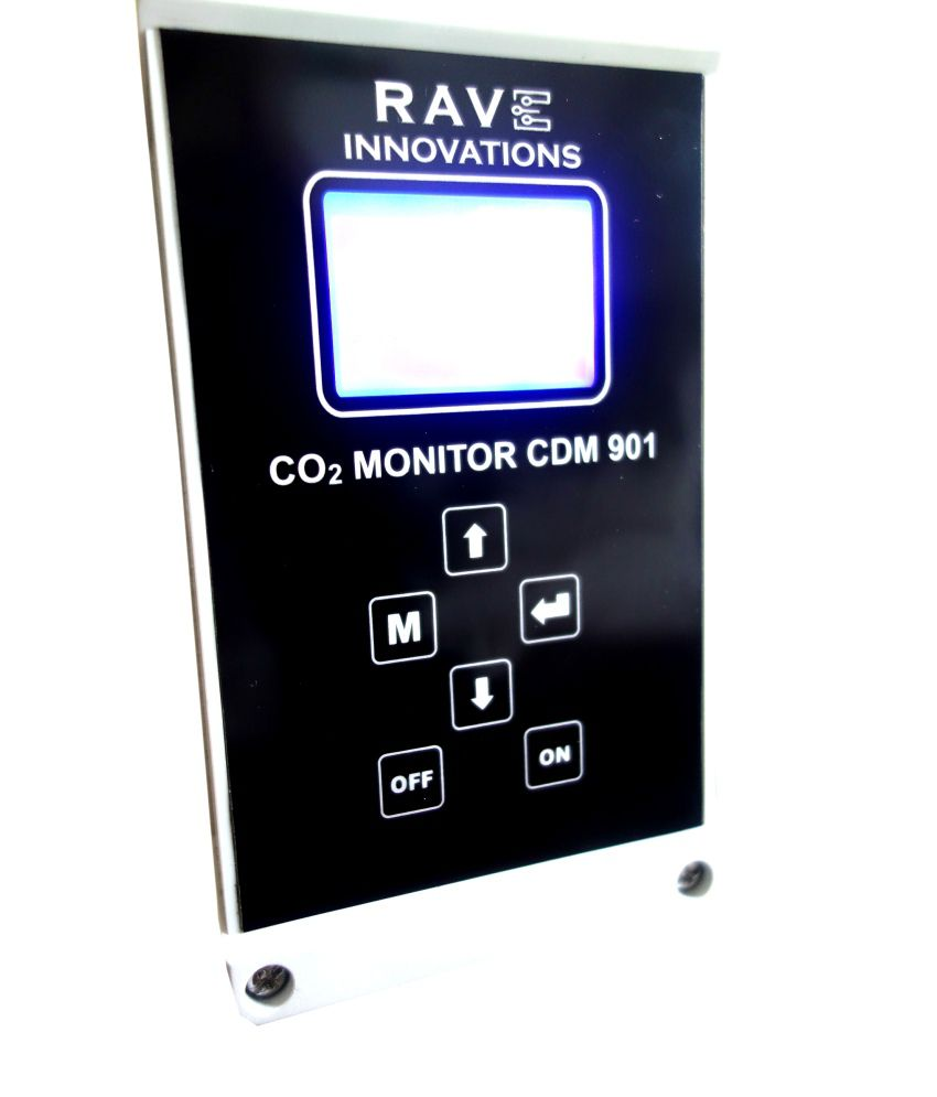 Rave Innovations Rave Innovations Realtime Portable Carbondioxide Monitor