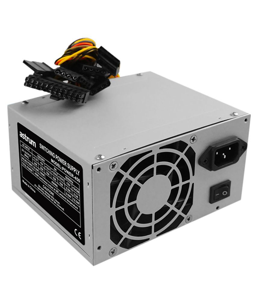 Astrum Computer Power Supply - 450 Smps