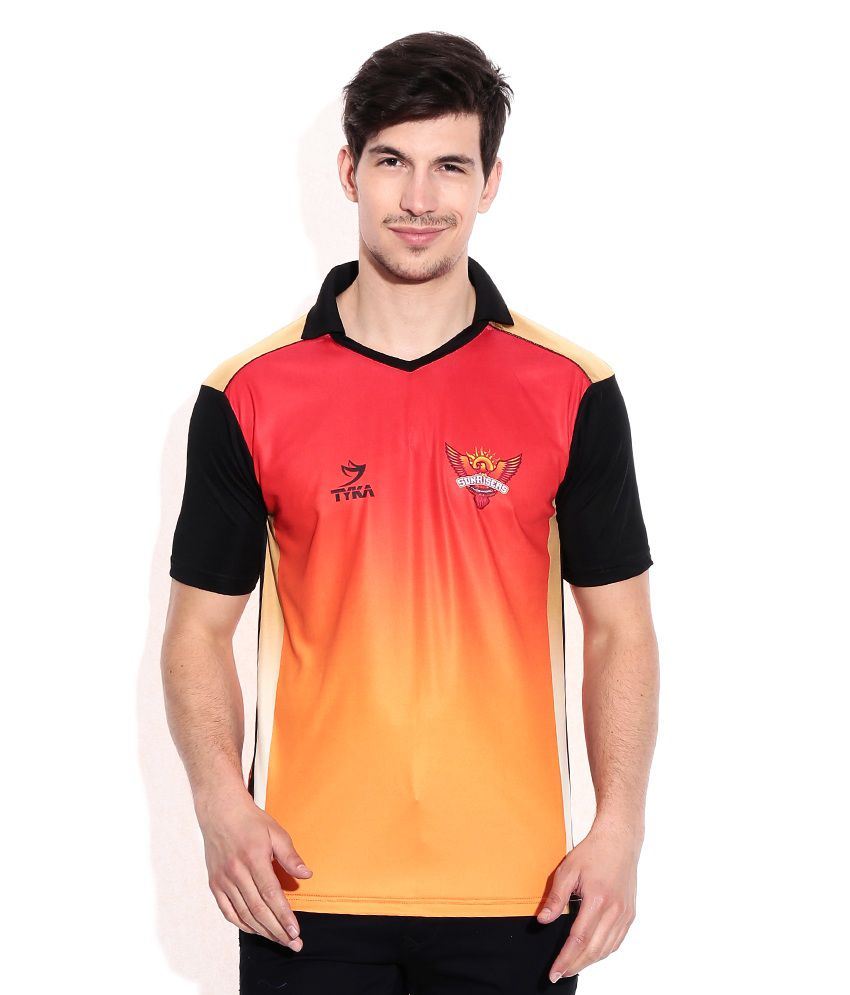 cfed2f69e Sunrisers Hyderabad Official Fan Jersey - Buy Sunrisers Hyderabad Official  Fan Jersey Online at Low Price in India - Snapdeal