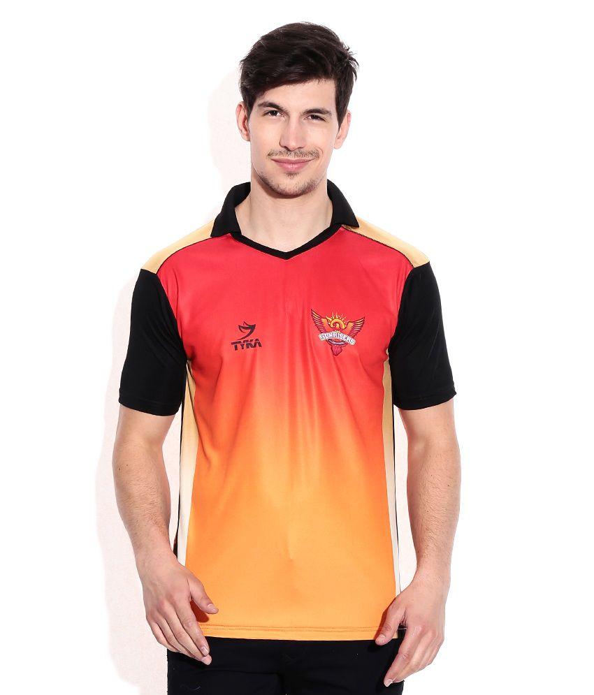 IPL T20 Sunrisers Hyderabad Official Fan Jersey