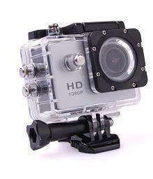 Yolodesi Sports Action Camera 12 Megapixel With Wifi White