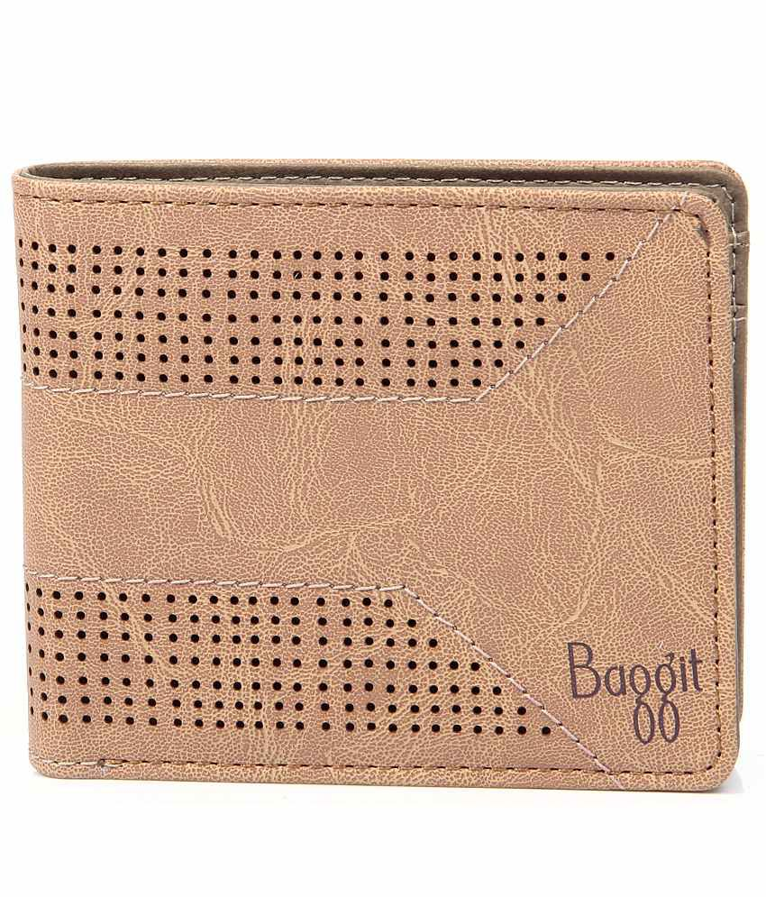 44265686c12e Baggit Men Casual Rust Wallet: Buy Online at Low Price in India - Snapdeal
