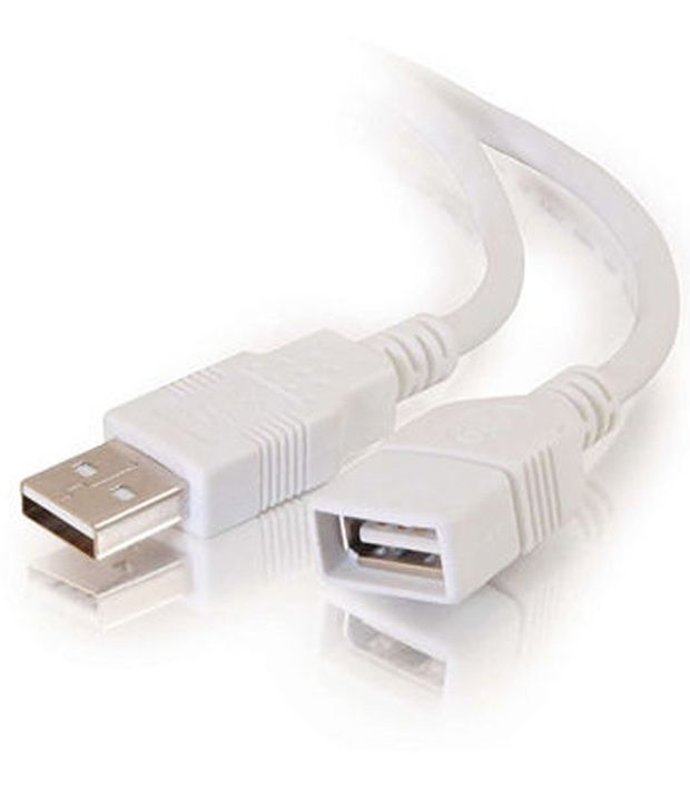 Terabyte 5 Meter White 3.0 Usb Extension Cable - Buy Terabyte 5 ...