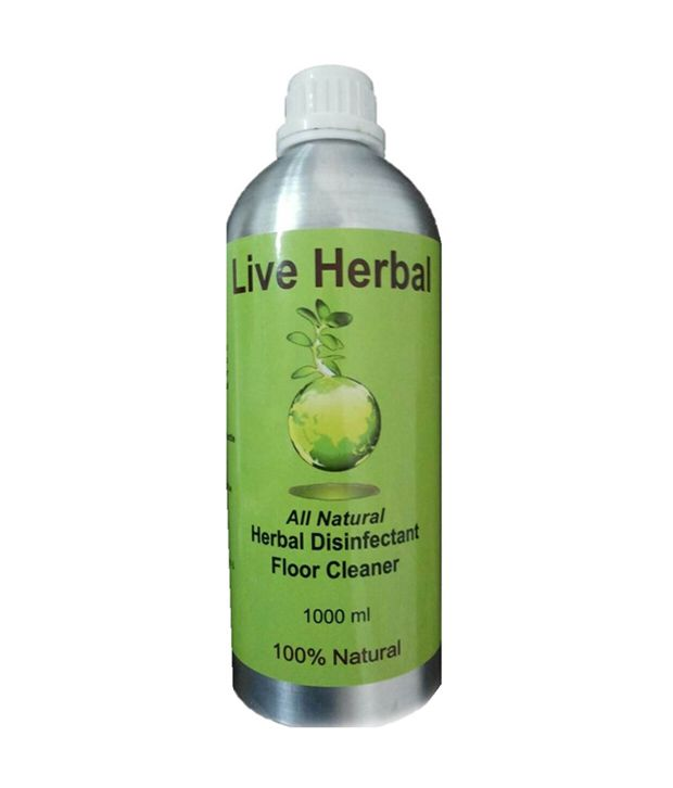 All Natural Herbal Disinfectant Floor Cleaner: Buy All