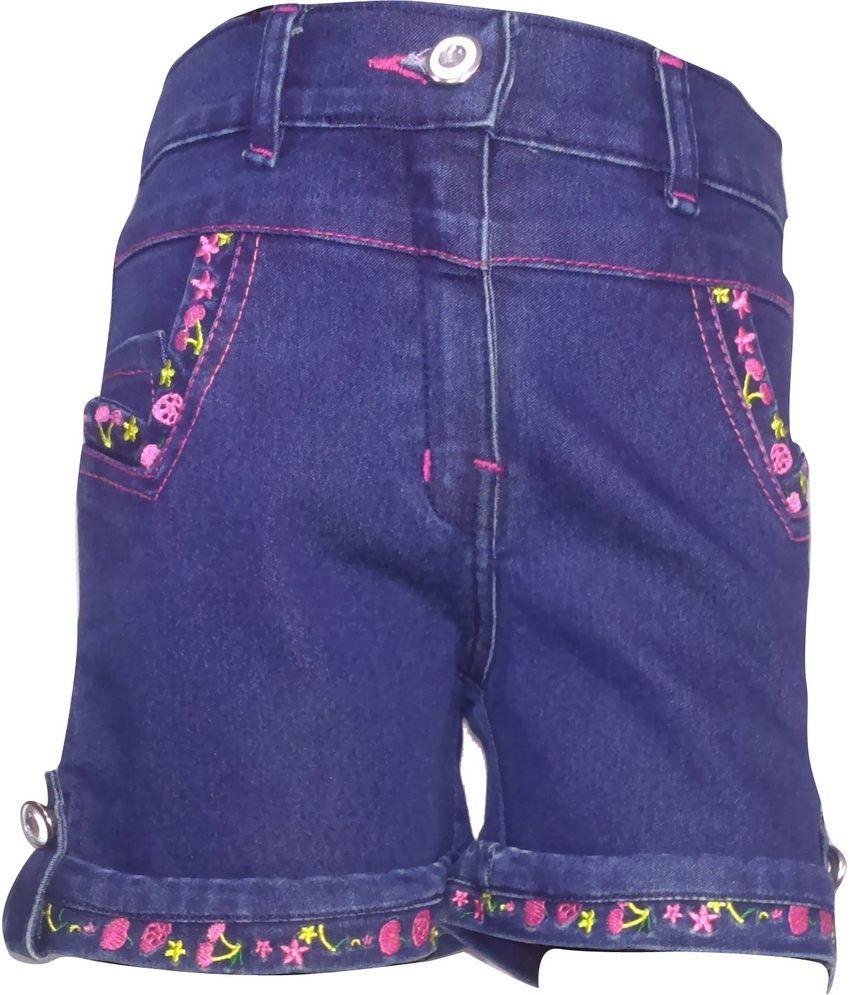 Ever Wear Denim Shorts Strech