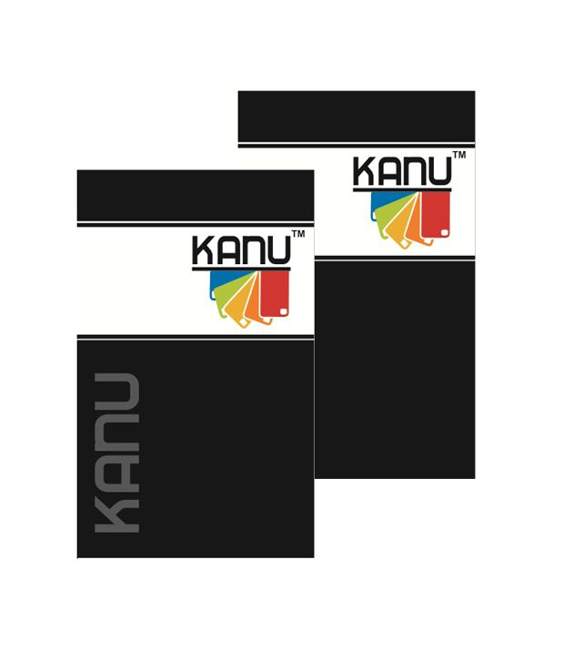 Kanu Pack Of 2 Matte Screen Guard For Samsung Galaxy Note N7000