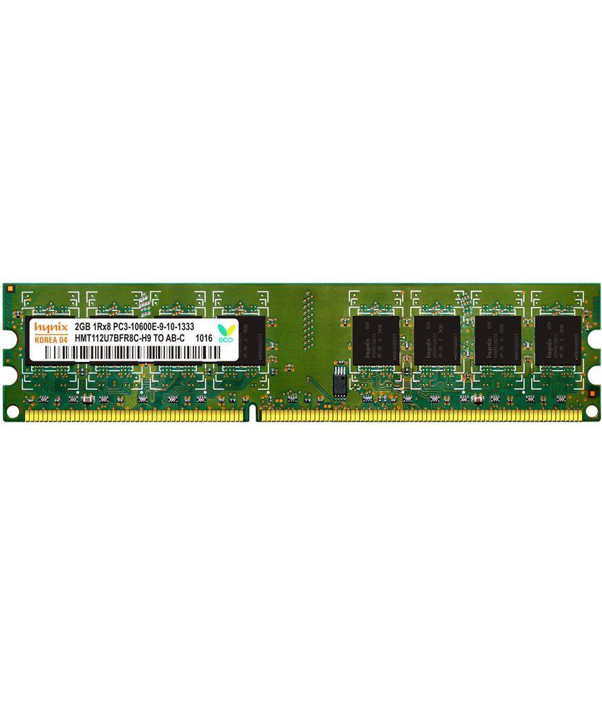 Hynix Desktop Ddr3 2gb 1333 Mhz Ram Buy Hynix Desktop Ddr3 2gb
