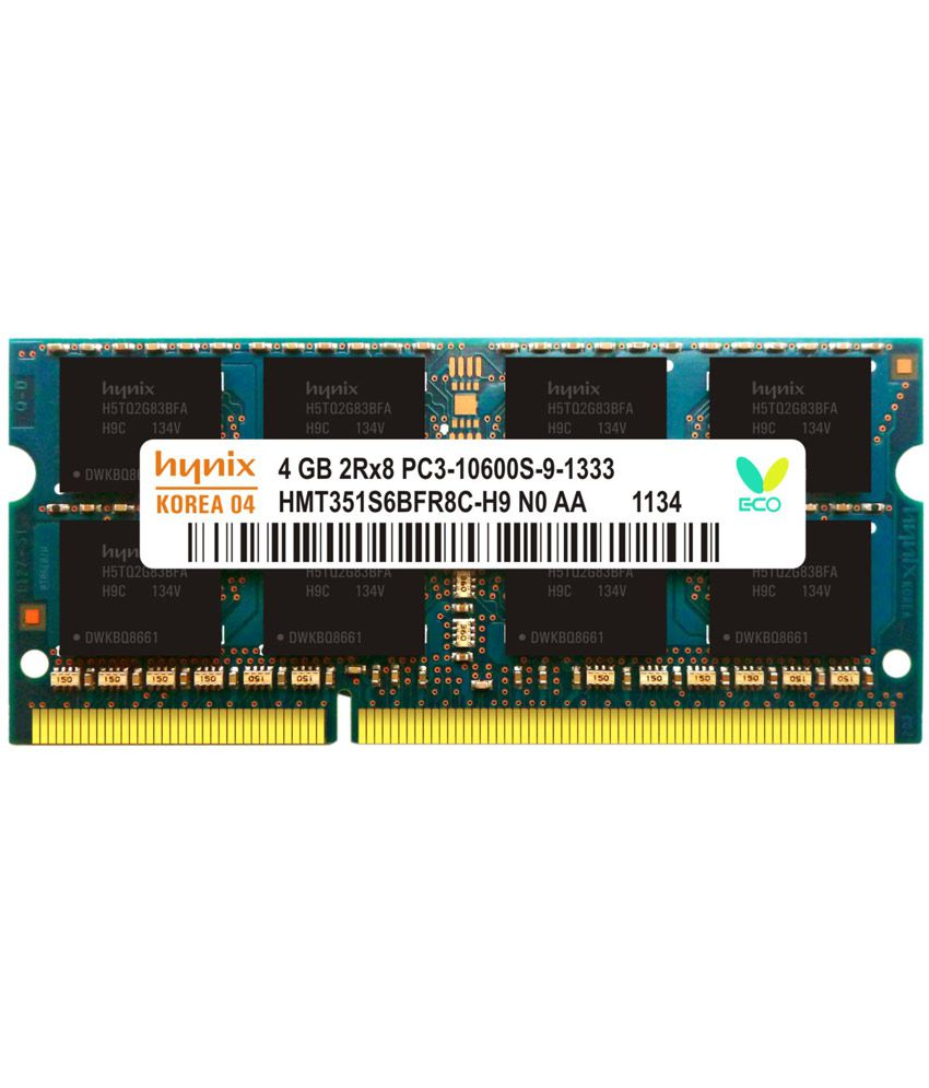 Hynix Laptop Ddr3 4gb 1333 Mhz Ram Buy Memori Pc 12800