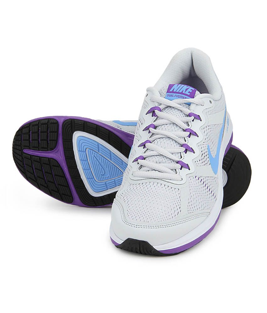 Wmn Nike Dual Fusion Run 3 Msl Sports Shoes Price in India- Buy Wmn ... db2a5ce2f473b