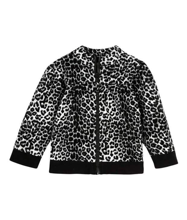 Oye Black Without Hood Padded Jacket