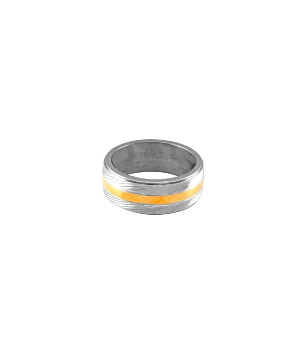 Revv 92.5 Sterling Silver Contemporary Ring
