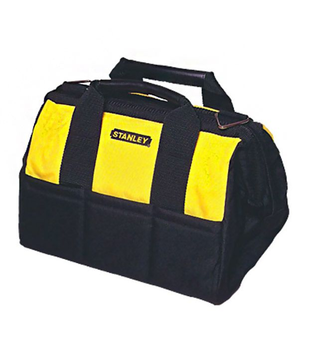 Stanley - Tools Storage - 93-223 Water-Proof Nylon Tool Bag (Medium)