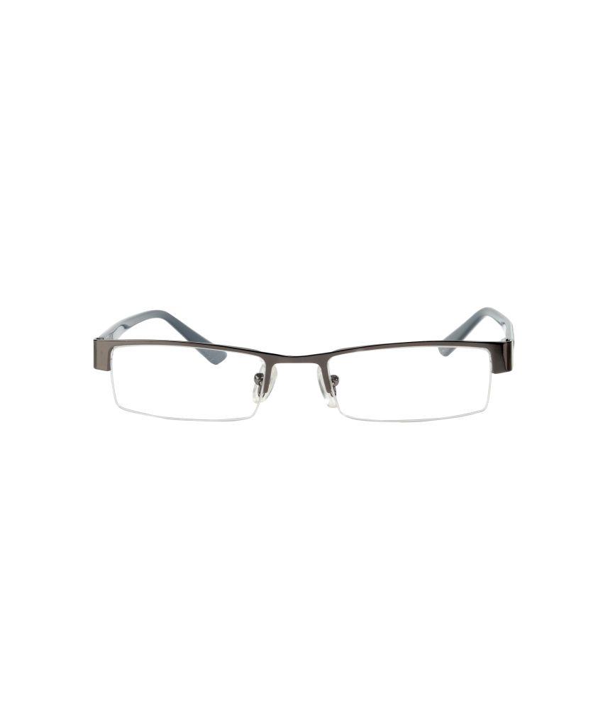 how to change lens on half rim glasses