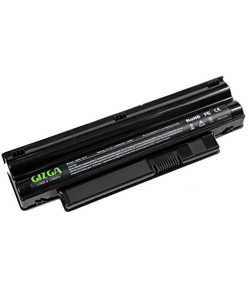 GIZGA (USA) 6 Cell Laptop Battery For Dell Inspiron Mini 1012 1018 With Original Cells