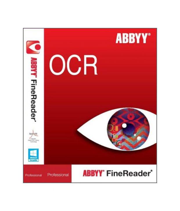 Abbyy Fine Reader 12 - Buy Abbyy Fine Reader 12 Online at
