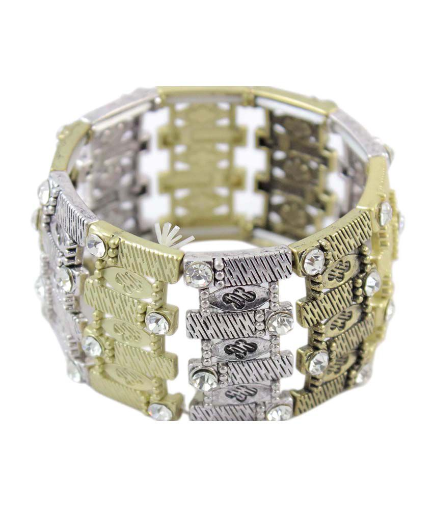 Much More Bollywood Stylish Designer Traditional Partywear Fashion Bracelet