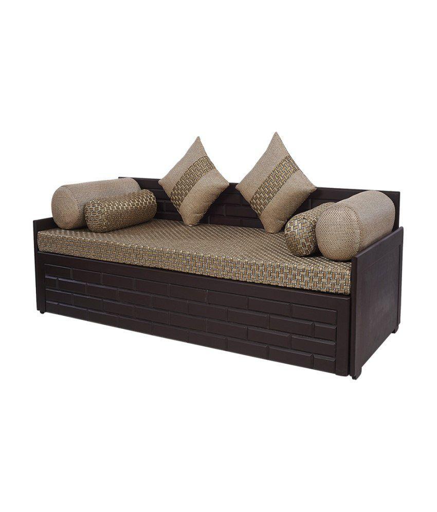 Arra Brick Sofa Bed Buy Arra Brick Sofa Bed Online At Best Prices