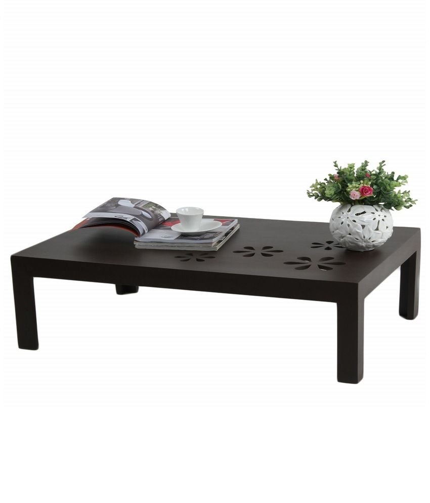 ARRA Hibiscus Flower Center/Coffee Table