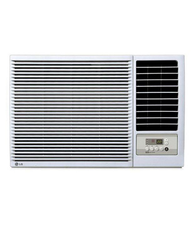 7 off on lg 1 5 ton 5 star lwa5cp5a window air