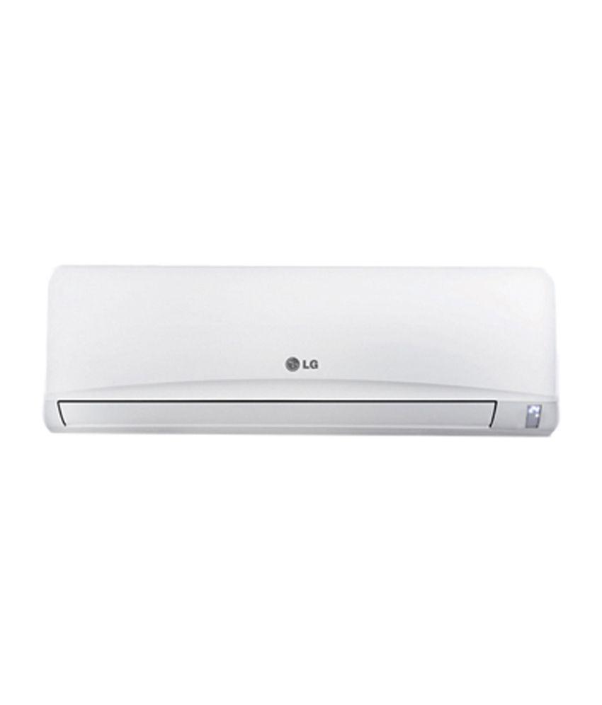 LG 1 Ton 5 Star LSA3NP5A Split AC - White