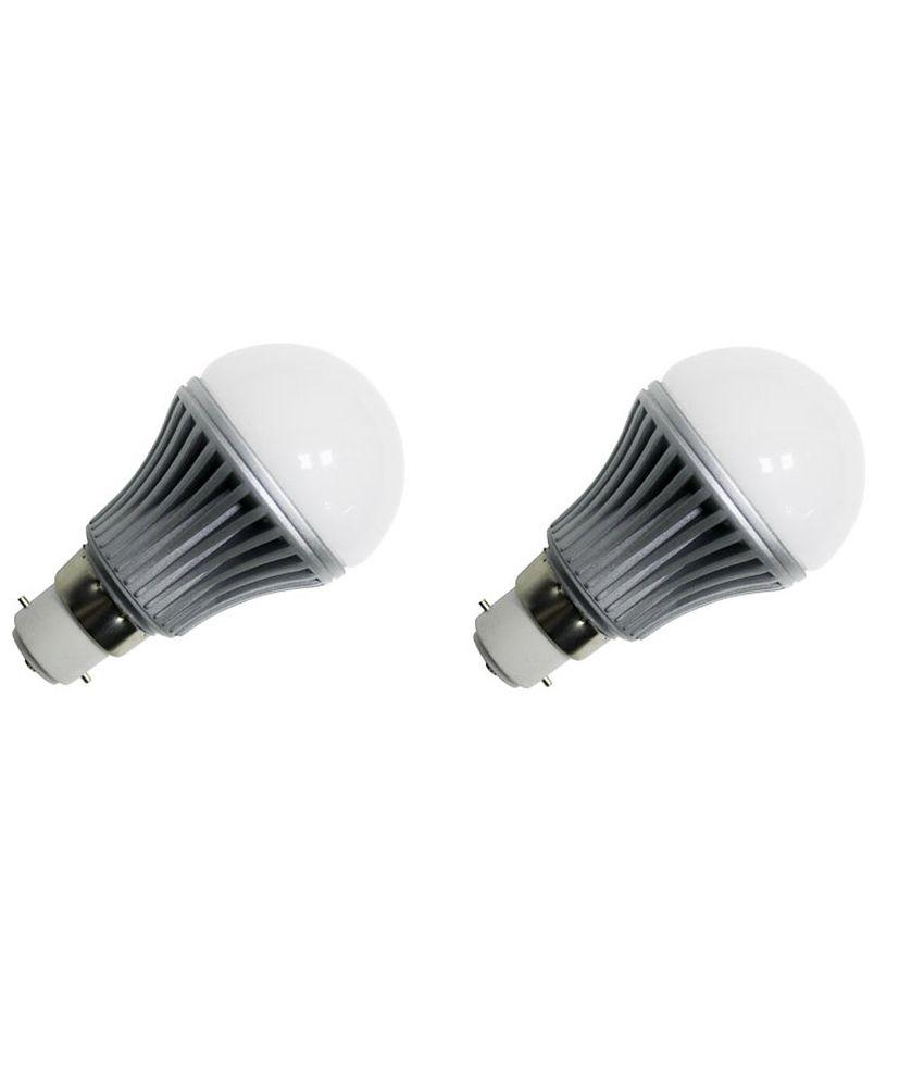 Cs Led Lights White 4 Watt Round Bulb Buy Cs Led Lights White 4 Watt Round Bulb At Best Price