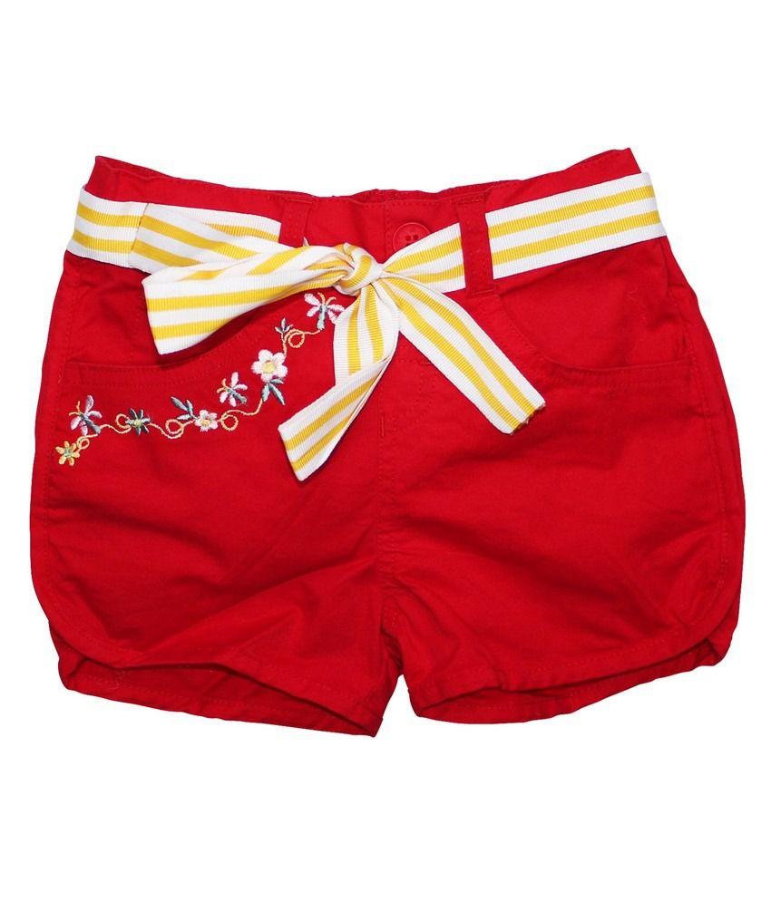 FS Miniklub Core Girls Woven Shorts