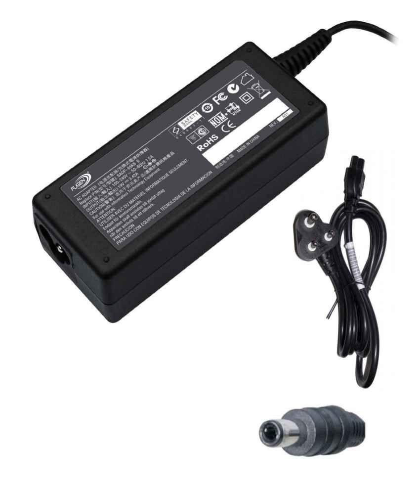 Fugen Laptop Power Adapter Charger Toshiba 65w 19V 3.42A Satellite L750-201 L750-20v L750-21n L750-22j