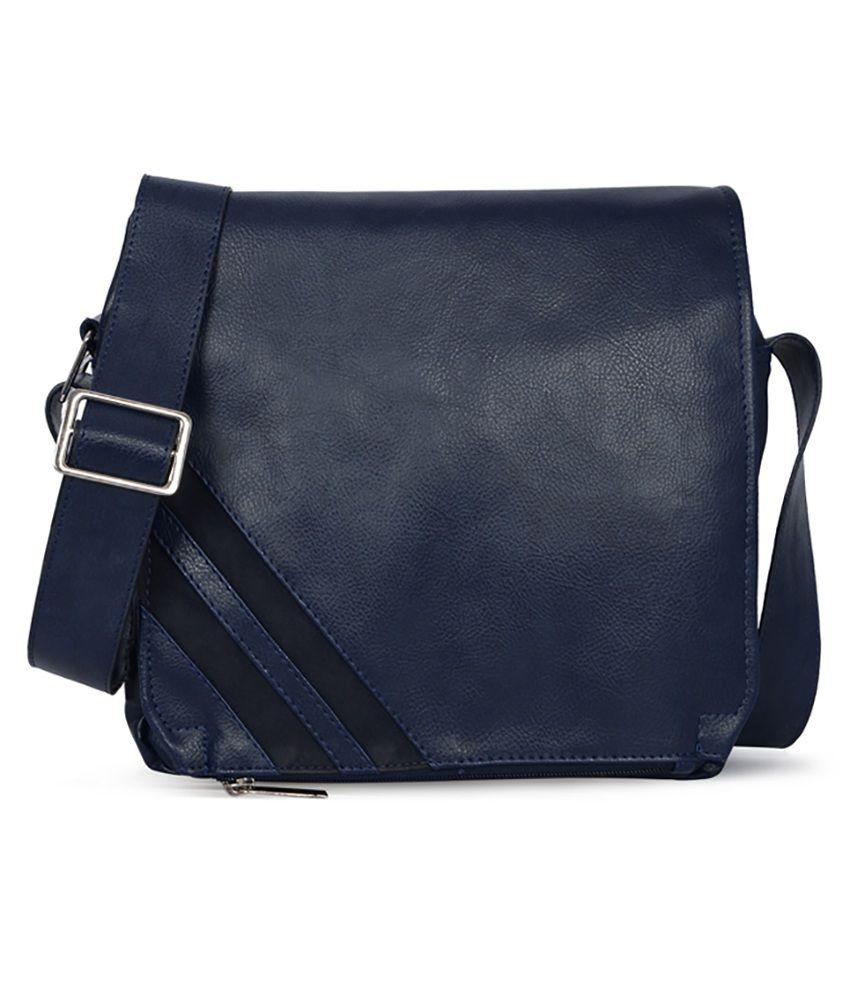 Baggit Blue  Sling Bag