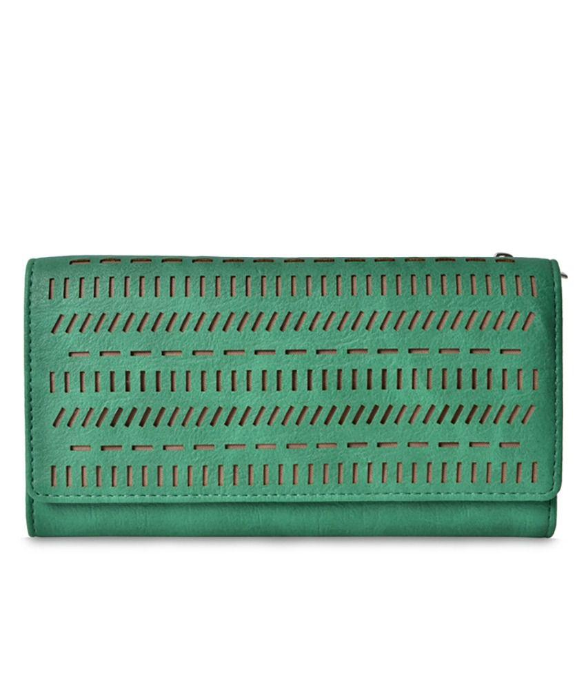 Baggit Green Women Wallet