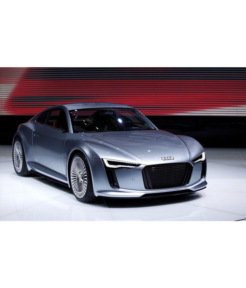 Mntc Matte Car Audi: Buy Mntc Matte Car Audi At Best Price