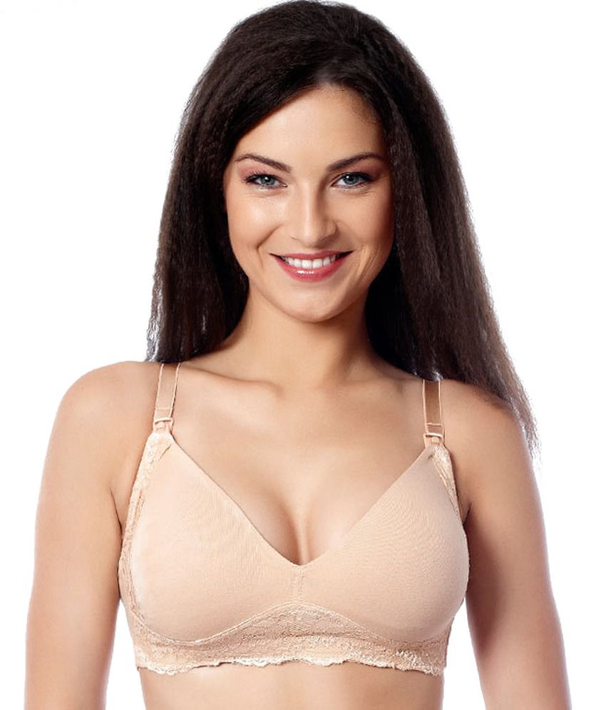 cf9ac1daf6 Buy Penny Nursing Bra With Sling Support And Wide Open Feature Online at  Best Prices in India - Snapdeal