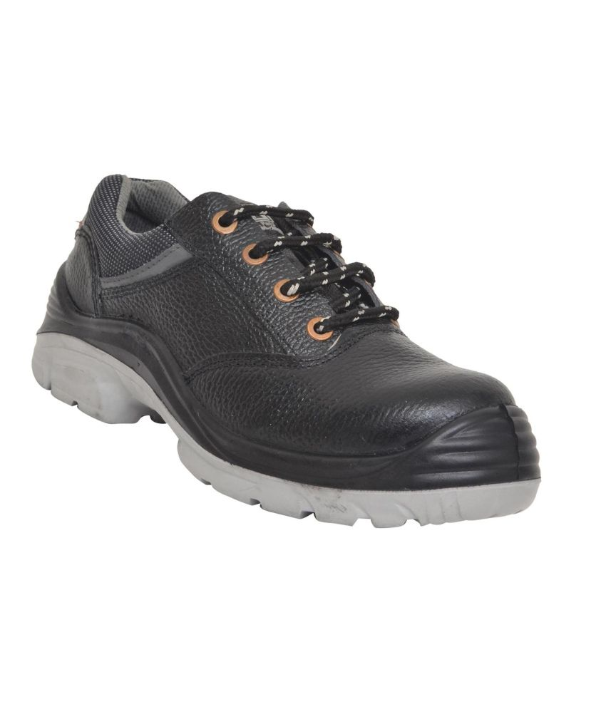 Buy Hillson Safety Shoe With Steel Toe Cap Isi Marked Online At Low Price In India - Snapdeal