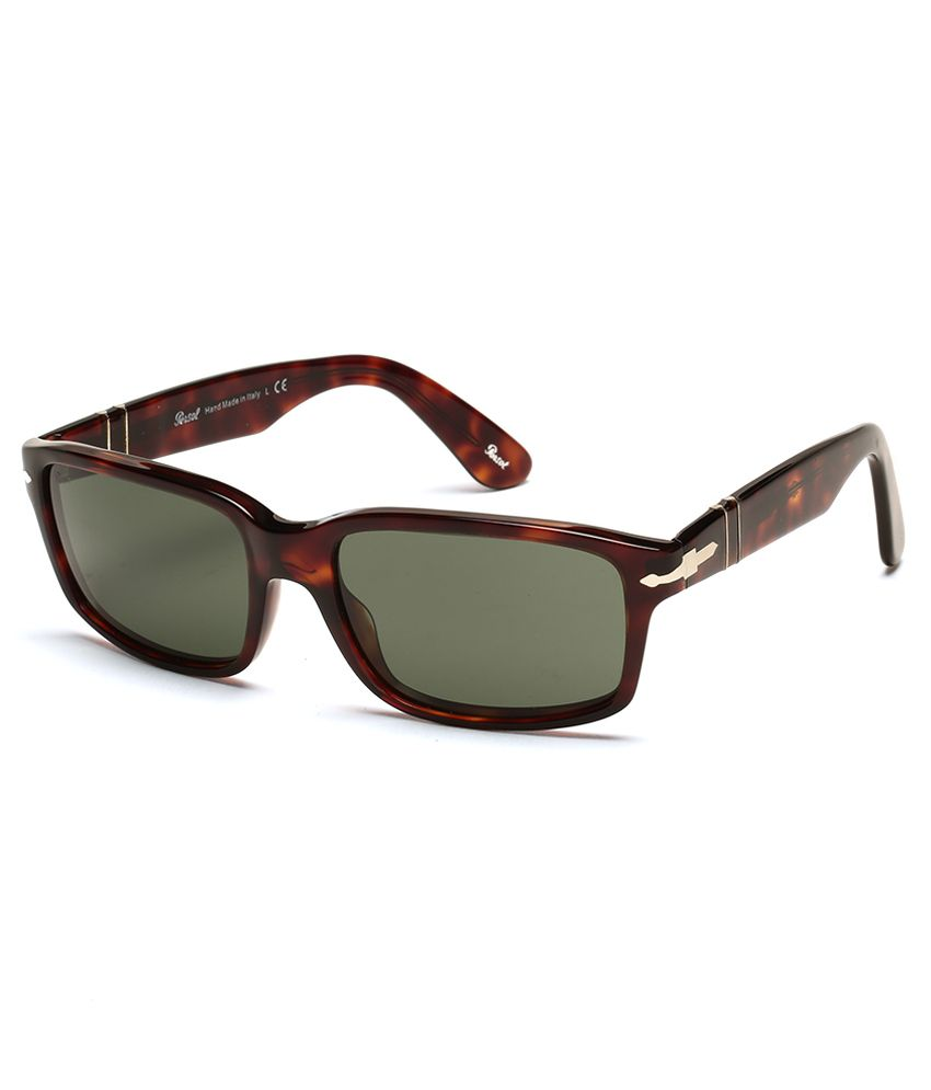95d0933df5 Persol 3067-S 24 31 57-18-145 Rectangle Unisex Sunglasses - Buy Persol 3067- S 24 31 57-18-145 Rectangle Unisex Sunglasses Online at Low Price - Snapdeal