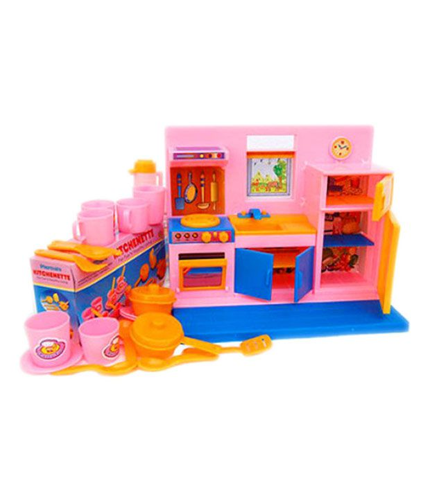 Playmate Kitchenette Kitchen Set Buy Online At Best Price On Snapdeal