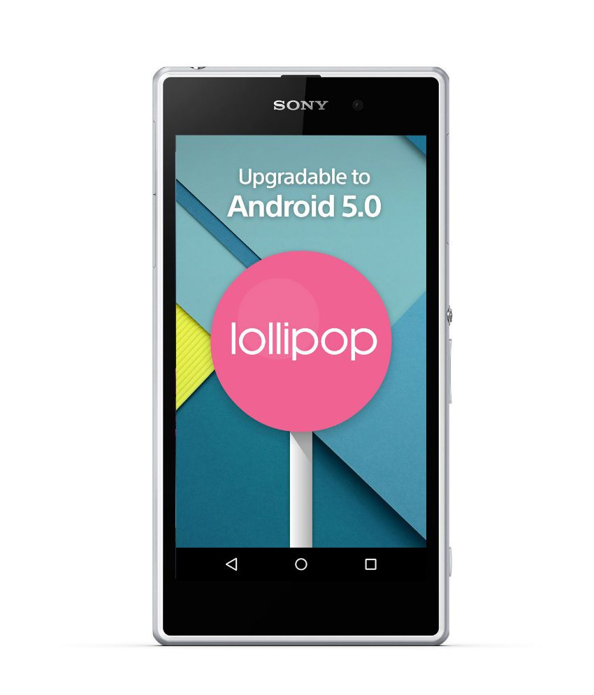 Sony Xperia Z1 16GB White
