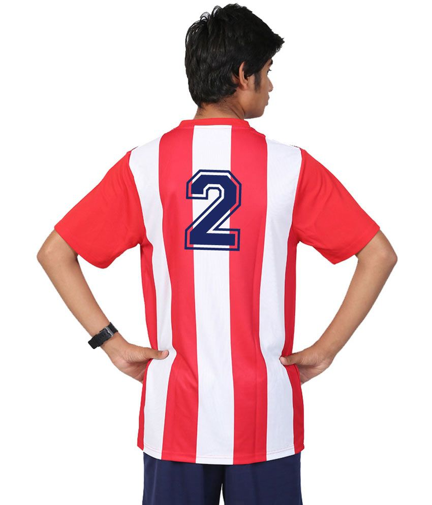 730ac66c66 Triumph Men Football Jersey  Buy Online at Best Price on Snapdeal